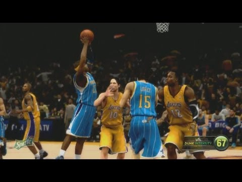 NBA 2K13 My Career Playoffs SFG6 - Closing Out the Lakers