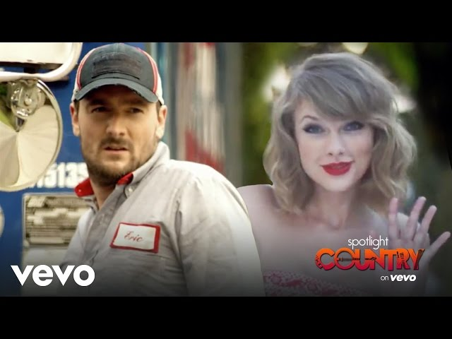 Spotlight Country - Eric Church 'Can Totally Relate' to Taylor Swift (Spotlight Country)