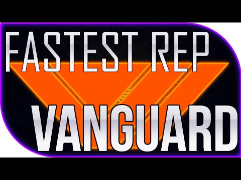Destiny FASTEST Way to LEVEL UP VANGUARD REPUTATION