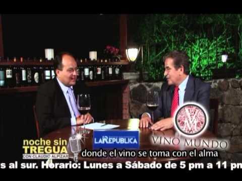 Noche Sin Tregua con Jorge Luis Pinto A.