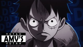 【MAD/AMV】 ワンピース 【WANIMA - GONG】 ▪ ONE PIECE STAMPEDE