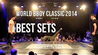 Najlepsze sety podczas World Bboy Classic 2014
