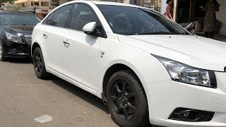 Chevrolet Cruze Review - Budget Muscle Car | Faisal Khan
