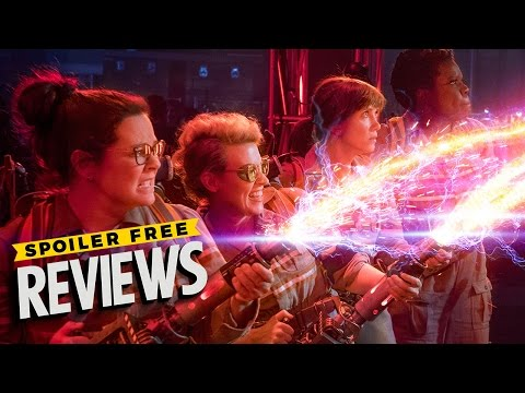 Ghostbusters Spoiler Free Review