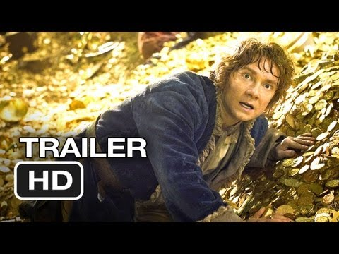 The Hobbit 2 The Desolation of Smaug TRAILER 1 (2013) - Lord of the Rings Movie HD