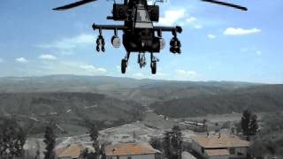 Adobe After Effects Helicopter Test