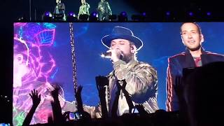 Backstreet Boys - I'll Never Break Your Heart live Ziggo Dome Amsterdam 23-5-2019 DNA Tour