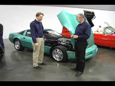 Sports Car Market Review: 1990 Corvette ZR-1