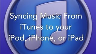 download lagu Syncing  From Itunes To An Ipod, Iphone, Or gratis