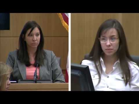 Jodi Arias Trial - Day 50 - Part 1