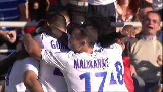 Top 10 des buts de Lyon en 2014