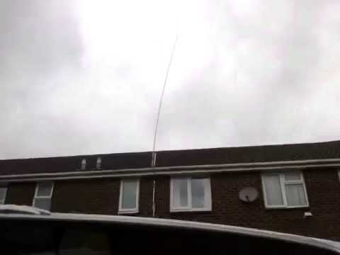 wind vs antenna