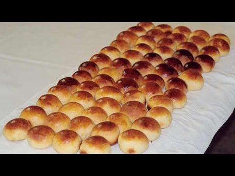 Como Produzir Pães Caseiros - Pão de Batata