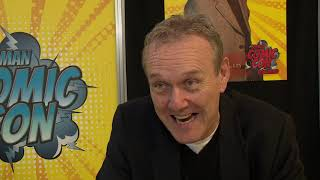Anthony Head Interview GERMAN COMIC CON - BUFFY THE VAMPIRE SLAYER best moment