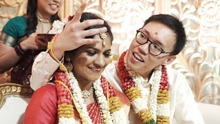 Edmund & Kavitha //  A Beautiful Indian Wedding in Malaysia (Chinese Groom + Indian Bride)