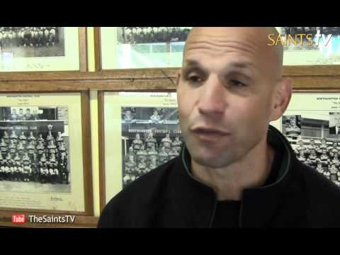 Saints coach Mallinder previews clash with Harlequins - Saints coach Mallinder previews clash with H