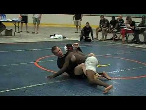 BJJ tournament- x guard sweep, butterfly guard...Aljo vs Joel Image 1