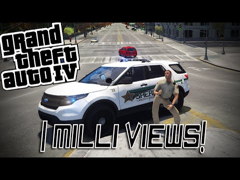 GTA 4 Special Thanks for 1 Million Video Views!