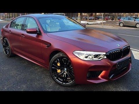 КУПИЛ новую BMW M5 F90 за 9+ МИЛЛИОНОВ! Тест драйв и обзор БМВ М5 FIRST EDITION 1400. @smile025