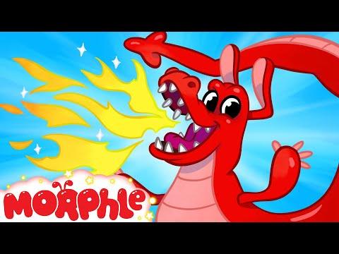 My Pet Dragon - My Magic Pet Morphle Episode #9