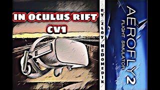 Aerofly fs 2 flight simulator/Oculus Rift CV1