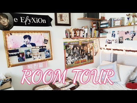 Room Tour | Kpop (EXO) Inspired | By Baeby