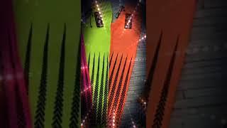 Legging jaca neon $85