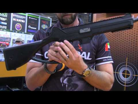 SHOT Show 2013 Caracal Booth Visit #SHOTShow 2013 FateofDestinee