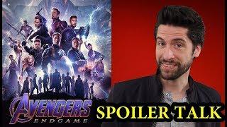 Avengers: Endgame - SPOILER Talk