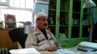 Abdulkadir Badıllı Abi ile sohbet