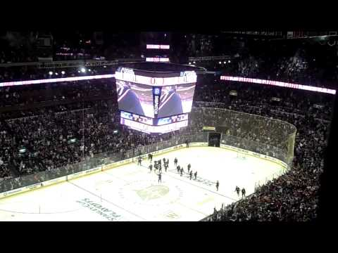 Columbus Blue Jackets Nick Foligno NHL Playoffs OT Game Winning Goal 4/23/2014 klip izle