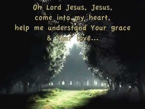 Hokkien Song Lord Jesus Come Into My Heart video