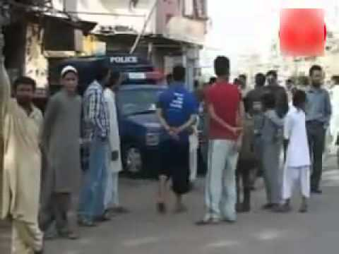 MQM Admits Burning 50 Private Public Transport & Killing 10 Non Muhajirs in Karachi Strike 27-03-12