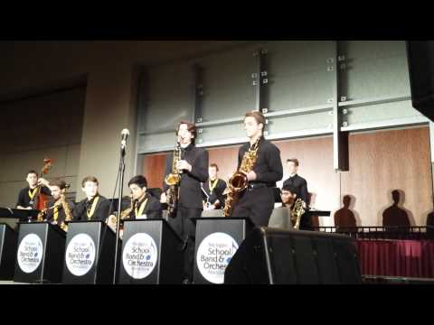 Ace At All-state Jazz, Band Clip 1 video