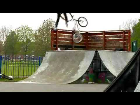 Ride UK Nonstopvid Harry Main BMX Video
