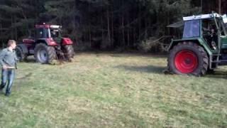IHC 1455 XL vs. Fendt 610 LS Traktorpulling   Part 1