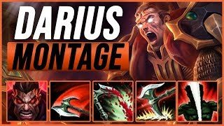 Darius Montage 9 - Best Darius Plays Pre-season 9 - League of Legends