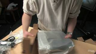 PLAYSTATION 3 Slim Unboxing TRUE-HD QUALITY