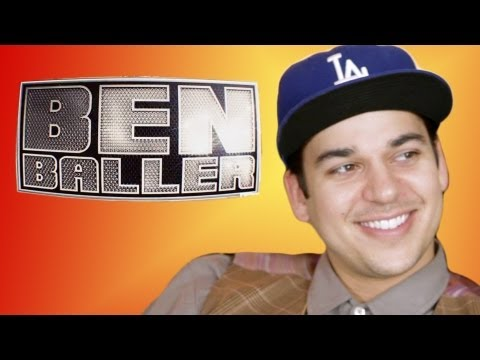 "Rob Kardashian Spends $45k On ""Grown Man"" Jewelry Made by Ben Baller"