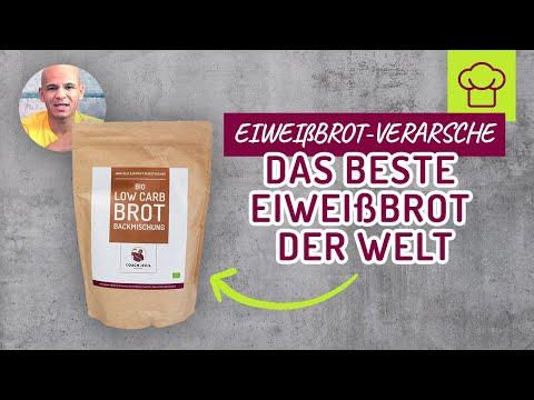 Eiweißbrot-VERARSCHE & das BESTE Eiweißbrot der Welt