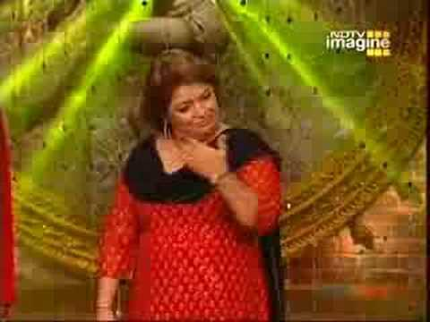 Nachle ve with Saroj Khan Dhol baaje