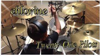 Chlorine - Twenty One Pilots |Drum Cover| |13 years old| |MPdrummer|