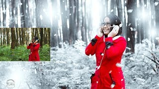 How To Add Snow and Winter Effect With Photoshop Tutorial
