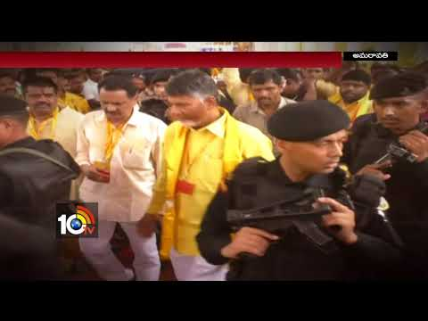 Special Story On CM Chandrababu 3 Huge Public Meetings | Dharma Porata Deeksha | 10TV
