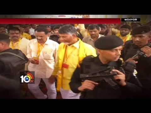 Special Story On CM Chandrababu 3 Huge Public Meetings | Dharma Porata Deeksha | 10TV