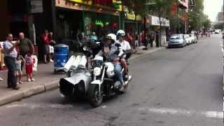 Moto Band � Montr�al