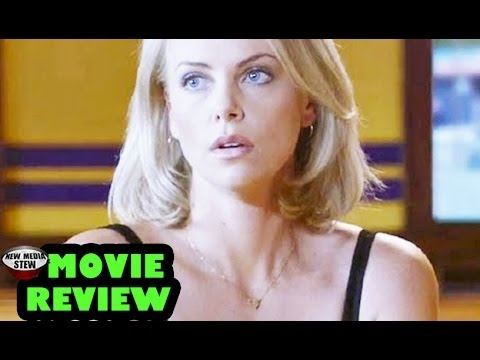 YOUNG ADULT w SEXY CHARLIZE THERON - OFFICIAL MOVIE TRAILER REVIEW