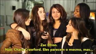 Fifth Harmony Text, Tweet, & Telephone- Top 10 [LEGENDADO]