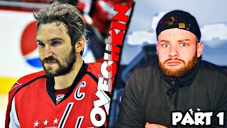 The SOCCER FAN Reacts to ALEX OVECHKIN Highlights ||  NHL REACTION  || PART 1