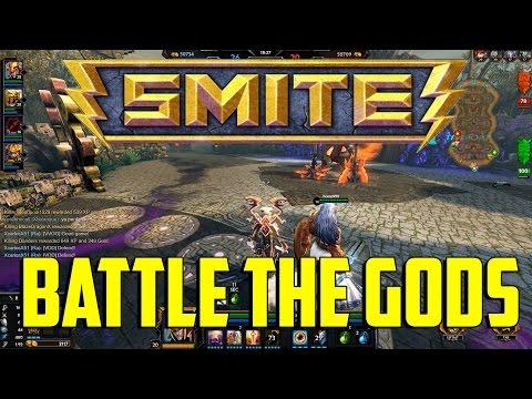 Smite - Battle The Gods